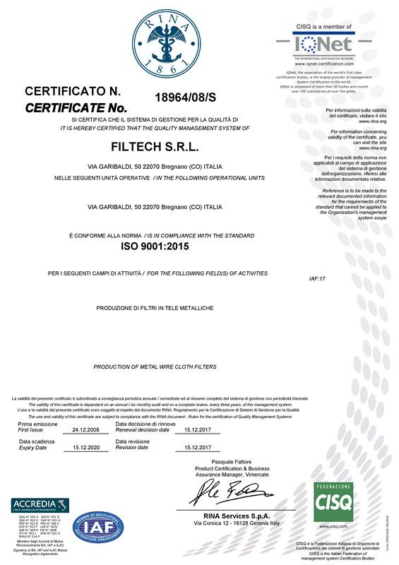 Certificato 9001-2015_sm